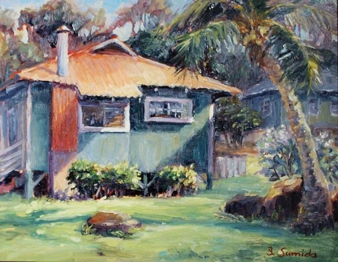 43. Plantation House 11x14 2015