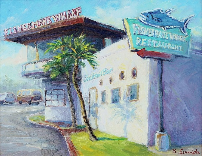 Fisherman's Wharf 2014 11x14 - Copy