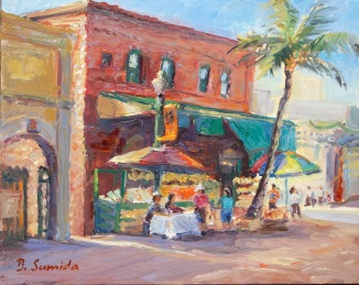 121.  Kekaulike Mall 8x10 2016 panel