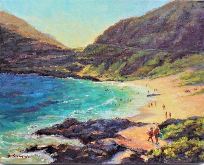 189. Makapu'u Beach