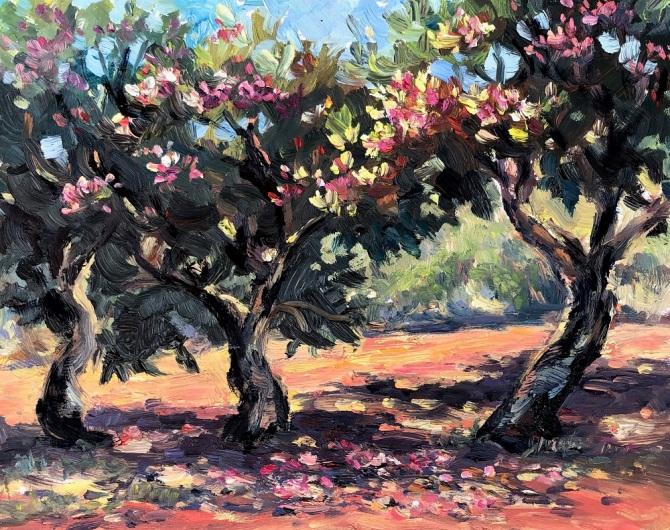 Plumeria Garden